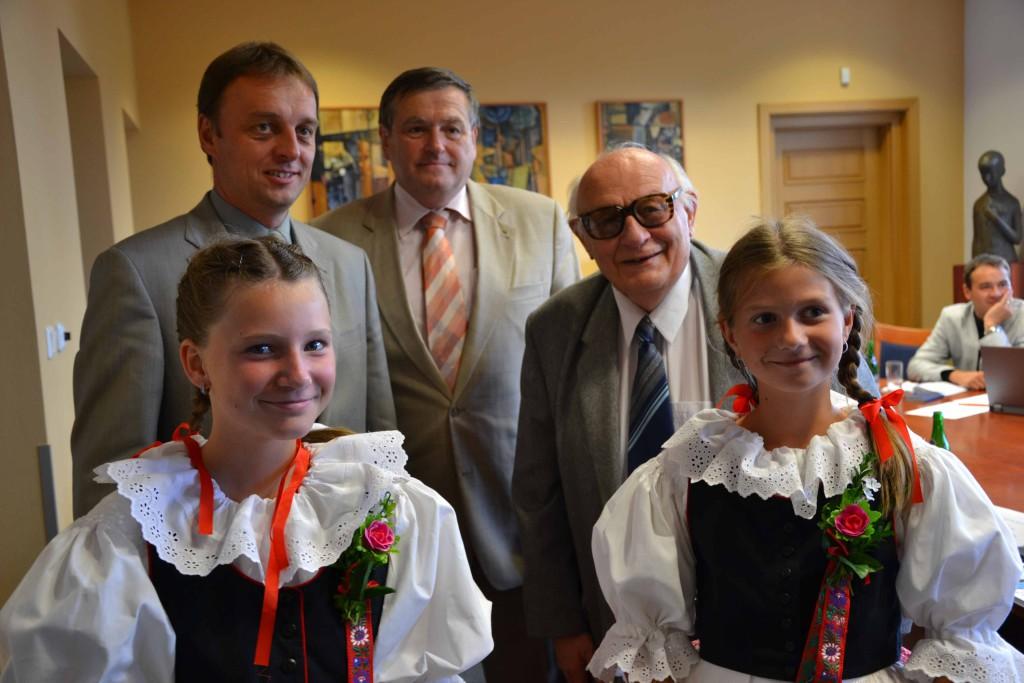 Ocenění Miloslav Brtník 2011