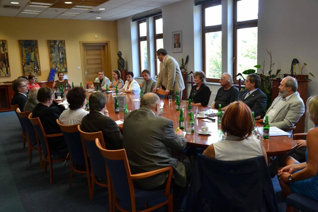 Setkání s folkloristy 2011