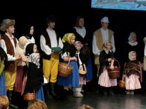 Pramínek: Vánoce 2011