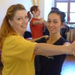 Školení horáckých tanců 2015