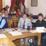 Členská schůze HORFOS 2016