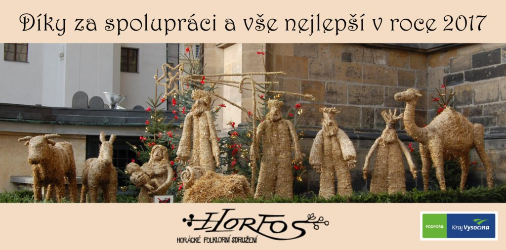 PF 2017 přeje HORFOS