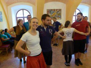 Školení horáckých tanců 2016