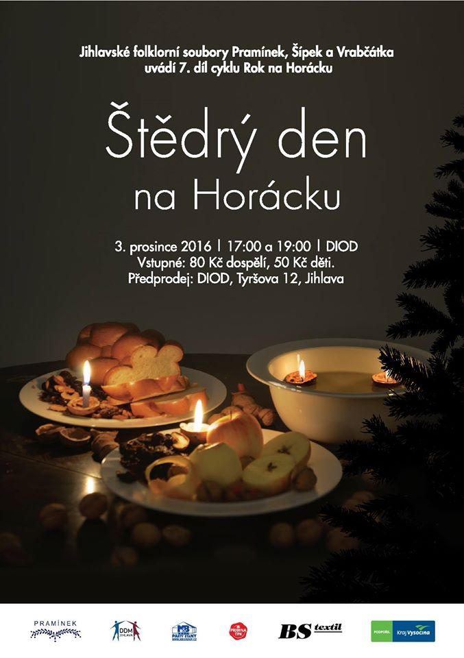 Štědrý den na Horácku 2016, Pramínek Jihlava
